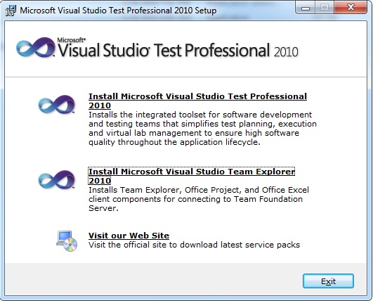 Test Scribe for Visual Studio Ultimate 2010 and Test Professional